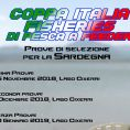 Prima Manche Coppa Italia Fisheries